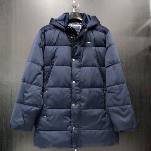 カプリ ダウンハーフコート 52 紺 CAPRI 2131-8201-53-52|wanwan