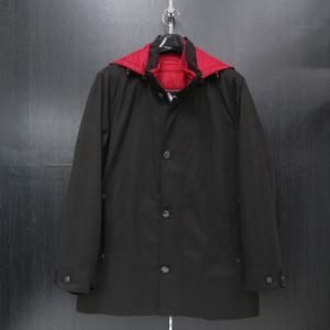 カプリ ハーフコート 50 黒 CAPRI 2131-8501-20|wanwan