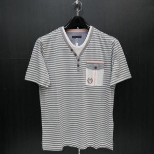 カステルバジャック 半袖Tシャツ グレー 48サイズ 21370-125-92 castelbajac|wanwan