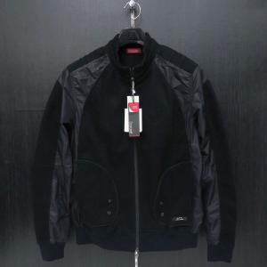 バラシ トラックジャケット 黒 50サイズ 2151-2492-20 barassi wanwan