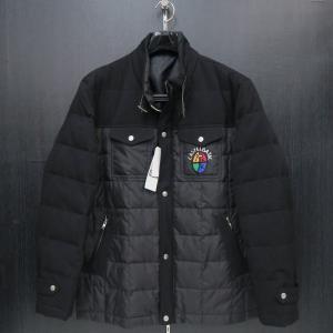 カステルバジャック ダウンジャケット 黒 50サイズ 21510-103-99 castelbajac|wanwan