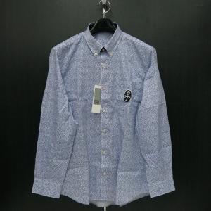 カステルバジャック ボタンダウンシャツ長袖 48/50サイズ 21660-119-01 castelbajac|wanwan