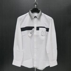 カステルバジャック シャツ長袖 48/50サイズ 21660-130-01 castelbajac|wanwan
