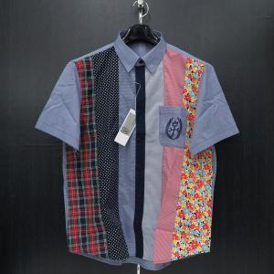 カステルバジャック 半袖シャツ 50サイズ 21760-110-59 castelbajac|wanwan
