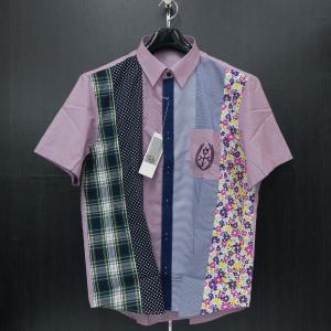 カステルバジャック 半袖シャツ 50サイズ 21760-110-76 castelbajac|wanwan