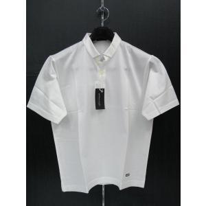 ゲラン 半袖ポロシャツ 白 2310-2502-12 GELLAN|wanwan
