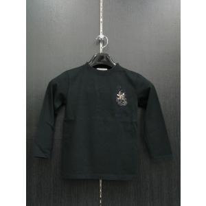 絡繰 カラクリ 長袖Tシャツ 子供服 263521-20 KARAKURI|wanwan