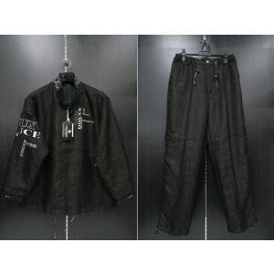 デュークスデューチェ 長袖上下セット 黒 318247W-15  DOUX DOUCE|wanwan