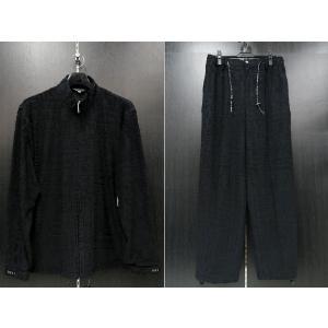 デュークスデューチェ 長袖上下セット 黒 318531W-15 DOUX DOUCE|wanwan
