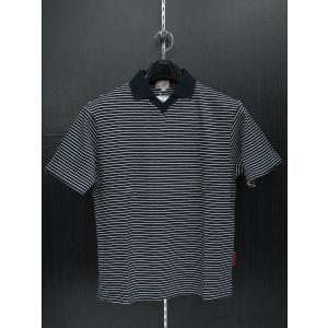 マーレビアンコ 襟付き半袖Tシャツ 3M106-02 MARE BIANCO Mサイズ|wanwan