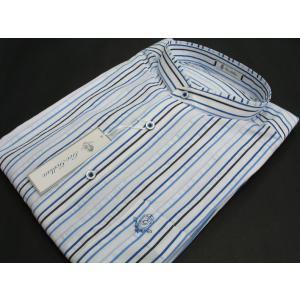 ゲラン 長袖スタンドカラーシャツ  4210-1032-51 GEE GELLAN|wanwan