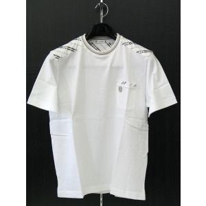 ゲラン 半袖Tシャツ 白 4210-2503-11 GEE GELLAN|wanwan