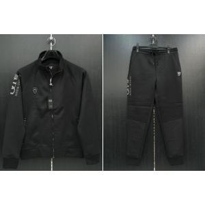 MAXIM∞INFINITE 長袖上下セット 黒 454826-20|wanwan
