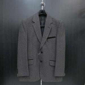 アンジェロジャーニー ジャケット 黒/グレーM 47-40102-39 ANGELO JOURNEY|wanwan