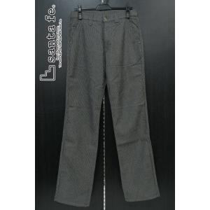 サンタフェ ストレッチカジュアルパンツ グレー 79-85cm 61402-019 santafe プレミアム6|wanwan