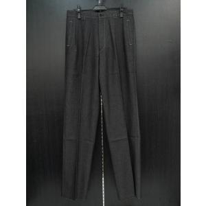 ゲラン 2タックカジュアルパンツ 黒 621411-02 GELLAN 82-85cm|wanwan