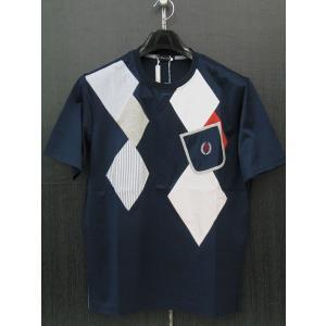 カステルバジャック 半袖Tシャツ 7131-8653-27 castelbajac