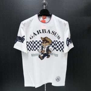 アンジェロ 半袖Tシャツ 白 81-2503-03-01 ANGELO GARBASUS|wanwan