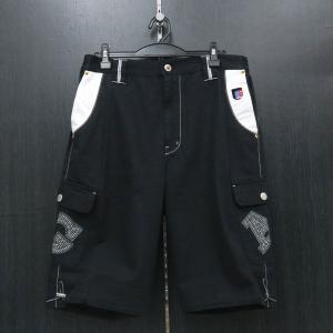 アンジェロガルバス ハーフパンツ 黒 81-5501-03-05  ANGELO GARBASUS|wanwan