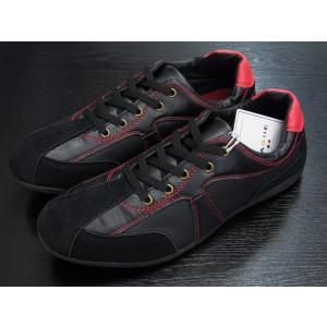 バジエ スニーカー 黒 8120-0401-20 VAGIIE|wanwan