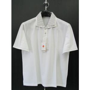 バラシ 半袖襟付きTシャツ 8350-2503-01 barassi|wanwan