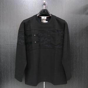 パジェロ 長袖Tシャツ M/L/LL 黒 PAGELO 85-1503-07-05|wanwan