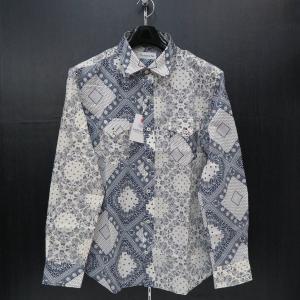 サンタフェ 長袖シャツ 52サイズ 85417-001 santaFe|wanwan
