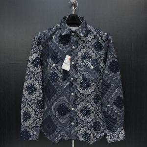 サンタフェ 長袖シャツ 52サイズ 85417-099 santaFe|wanwan
