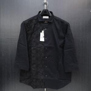 サンタフェ 7分袖シャツ 52サイズ 85803-019 santaFe|wanwan