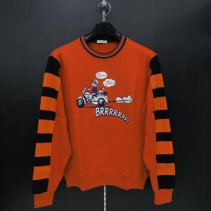 バジエ トレーナー オレンジ 9120-2072-70 VAGIIE|wanwan