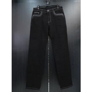 バラシ 5Pカジュアルパンツ 黒 9150-4053-20-L barassi 100-105|wanwan