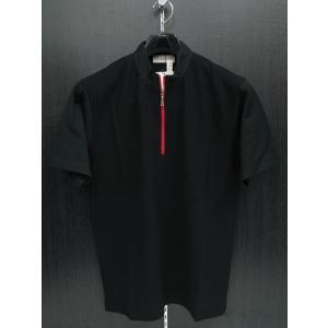 サンタフェ 半袖ハーフジップTシャツ 93123-019 santafe|wanwan