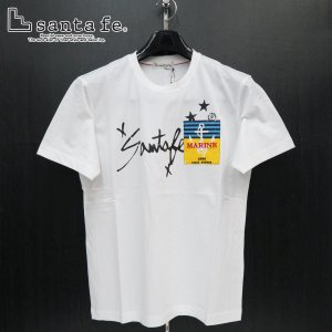 サンタフェ 半袖Tシャツ 白 50サイズ 95802-001 santaFe|wanwan