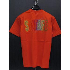 サンタフェ 半袖Tシャツ オレンジ 95812-067 santaFe