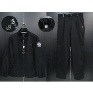バーニヴァーノ 上下セット 黒 BAW-FBS2279-09 BARNI VARNO 3Lサイズ|wanwan