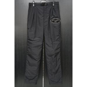 バーニヴァーノ 中綿入りシャカシャカシャカパンツ Lサイズ 黒 BAW-HPP3067-09 BARNI VARNO 新作|wanwan