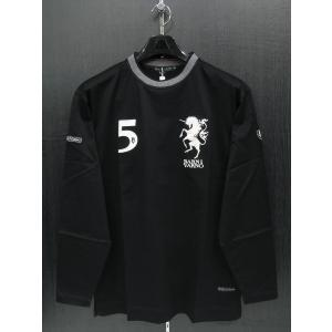 バーニヴァーノ 長袖Tシャツ 黒 BSS-FTN2000-09 BARNI VARNO 3Lサイズ|wanwan