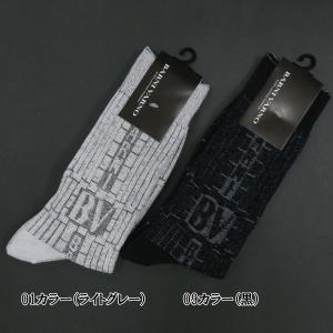 バーニヴァーノ 靴下 BSS-HKT3077 BARNI VARNO ソックス|wanwan