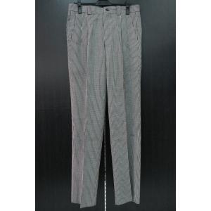 ハーディーエミス 2タックスラックス グレー 82-85cm R-84638-4-05 HardyAmies パンツ|wanwan