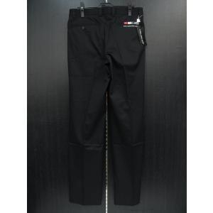 ハーディーエミス 2タックカジュアルパンツ 黒 R-84725-9-09 HardyAmies 76、91cm|wanwan