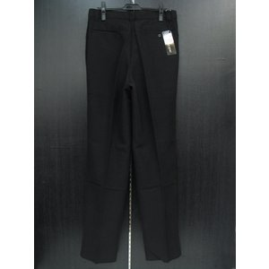 ハーディーエミス 2タックカジュアルパンツ 黒 R-84846-8-09 HardyAmies 85cm|wanwan