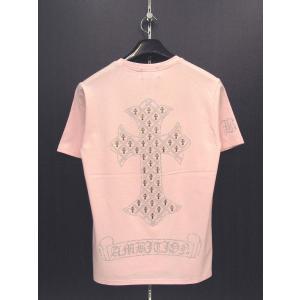 ビーアンビション 半袖Tシャツ ピンク T25101-PS  BE AMBITION|wanwan