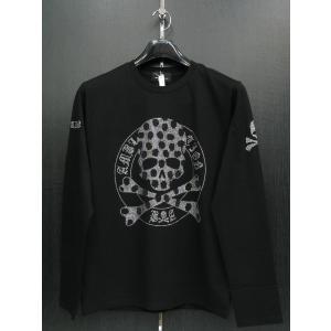 ビーアンビション 長袖Tシャツ 黒 T25210-BS BE AMBITION|wanwan