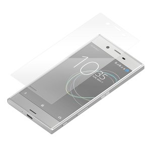 PG-XZSSF05 XperiaXZs XZ 液晶保護フィルム 衝撃吸収 光沢    Xperia 保護フィルム 保護シート XperiaXZ ブルーライト フッ素 指紋防止 wao-shop