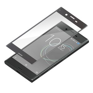 PG-XZSGL07 XperiaXZs XZ 液晶保護ガラス クリア     強化ガラス Xperia 9H 飛散防止 撥水 気泡 スマホ 強化ガラスフィルム Xperia XperiaXZ wao-shop