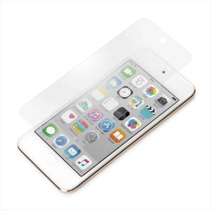 iPod touch  第5世代 第6世代 液晶保護フィルム 気泡消去 PG-IT6BB02   アイポッド アイポッドタッチ 抗菌 バブルブロック 保護シート 保護フィルム 指紋防止 wao-shop