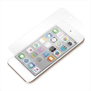iPod touch  第5世代 第6世代 液晶保護フィルム 気泡消去  衝撃吸収 光沢 さらさら PG-IT6SF04   アイポッド アイポッドタッチ  保護シート wao-shop