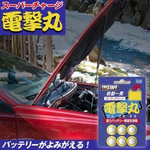プロスタッフ(PRO STAFF) スーパーチャージ電撃丸 D-08