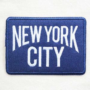 USAアドバタイジングワッペン NEW YORK CITY|wappenstore