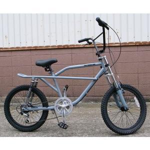 自転車/BMX フリーキーバイク Freaky Bike(マットグレー) 送料無料 *メール便不可 *代引き不可|wappenstore